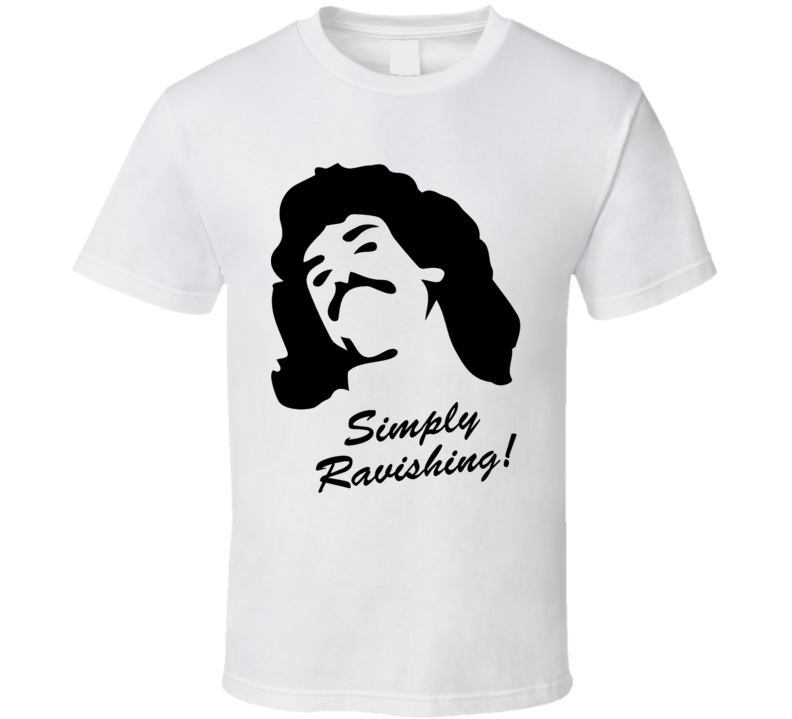 Wrestling Rick Rude Simply Ravishing T Shirt