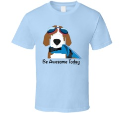 Be Awesome Today T Shirt