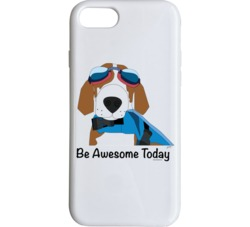 Be Awesome For iPhone - Phone Case