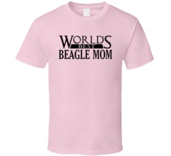 Best Beagle Mom T Shirt