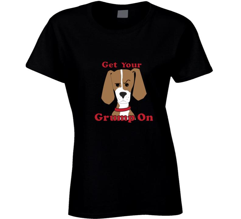 Grump On 06-28 T Shirt