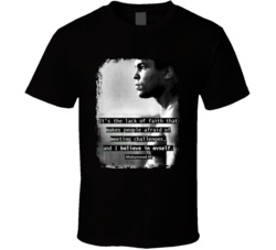 RIP Muhammad Ali Great American Boxer Legend T Shirt
