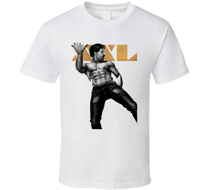 Magic Mike XXL Big Dick Richie Joe Manganiello Dancing Movie Fan T Shirt