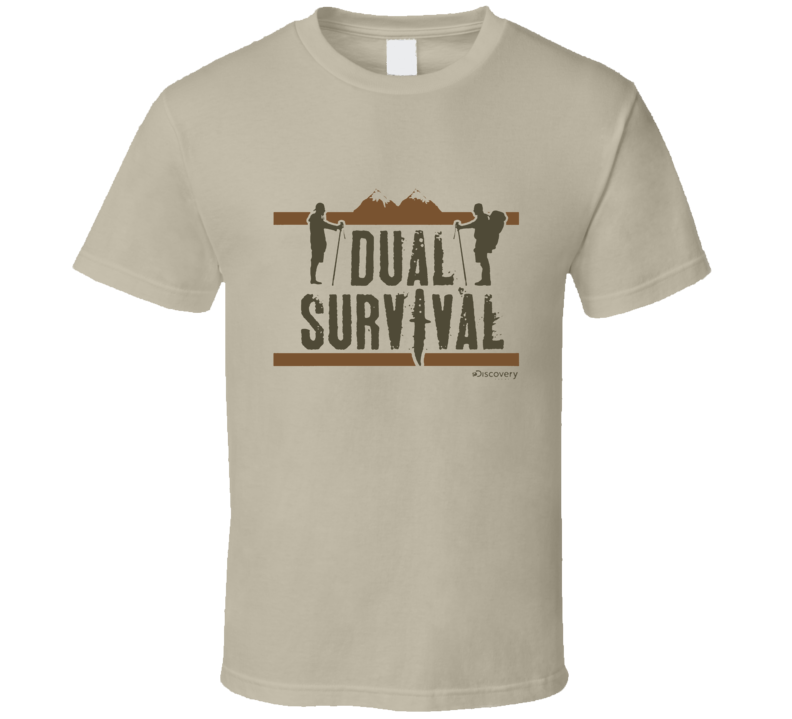 Dual Survival Discovery Channel TV Show T Shirt