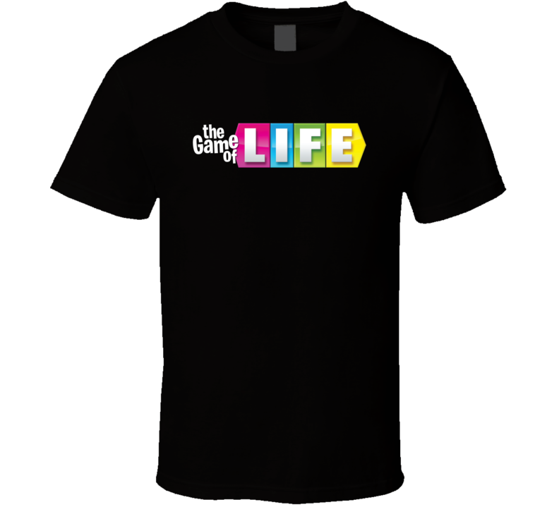 The Game Of Life Title Funny T Shirt