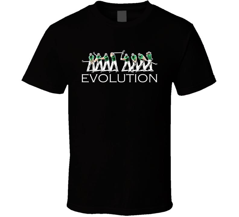0b5dd1cf215032 Evolution Of Jordan Spieth Professional Golfer Funny Sports T Shirt