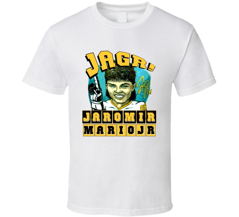 Jaromir Jagr Florida Hockey Vintage T Shirt
