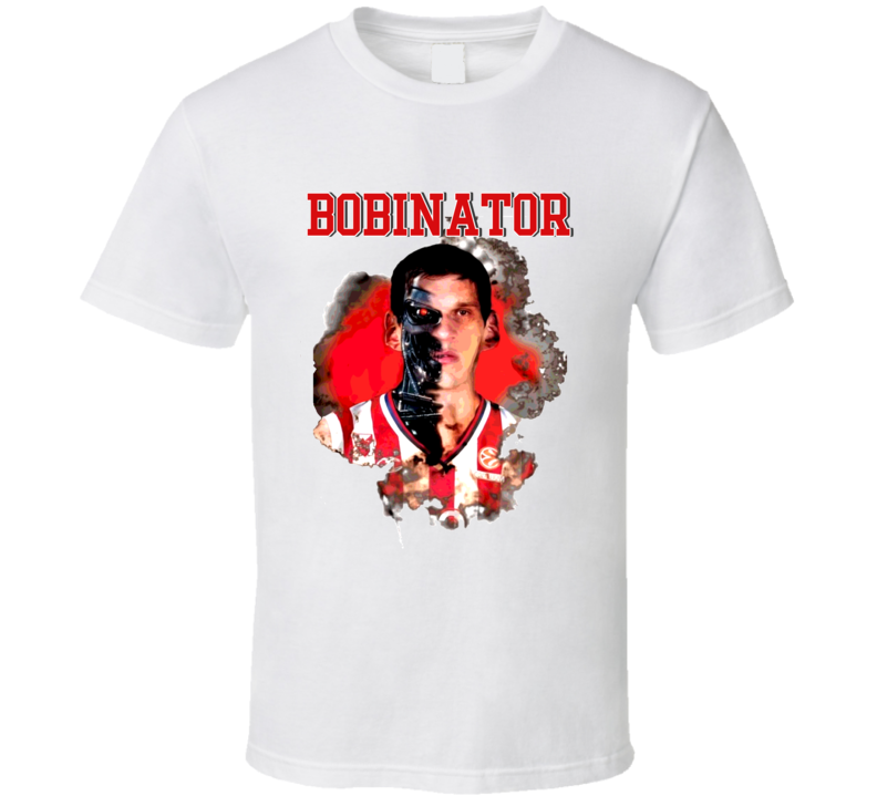 Bobinator Boban Marjanovic Basketball T Shirt