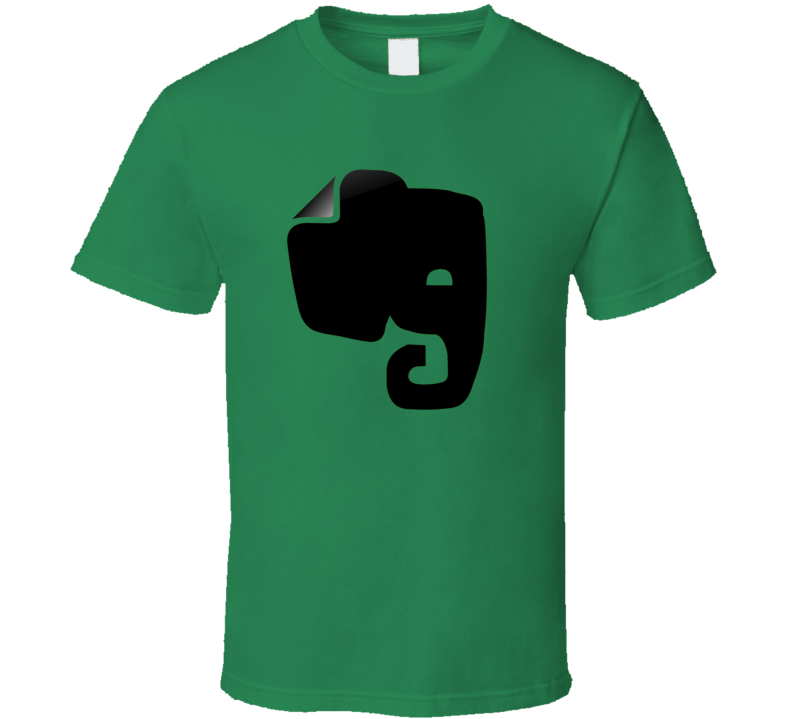 Evernote Popular App T Shirt