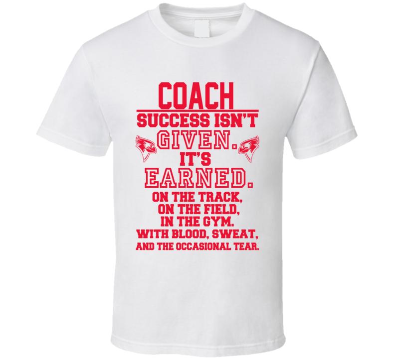 SBA Flag Football Coach T Shirt