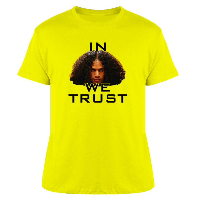 In Troy We Trust Polamalu T Shirt