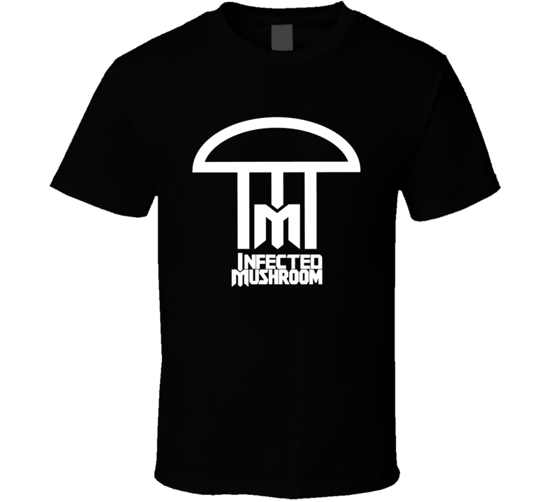 Infected Mushroom Psytrance Electronica Psychedelic Music T Shirt