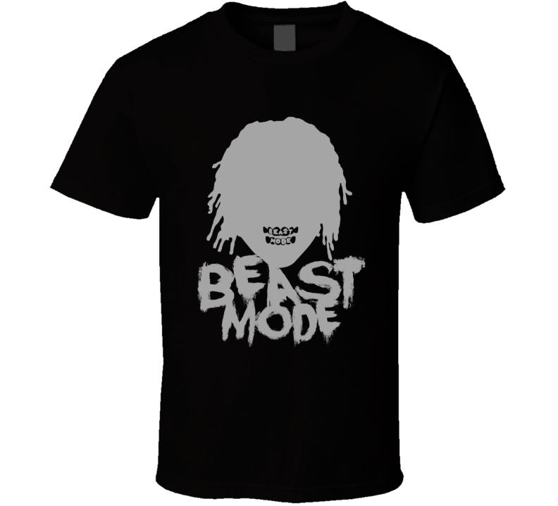 Oakland Football Marshawn Lynch Beast Mode T Shirt