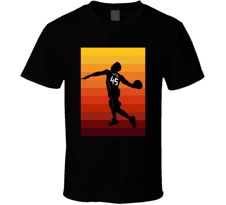 Donovan Mitchell Utah Spida Basketball Sports Fan T Shirt