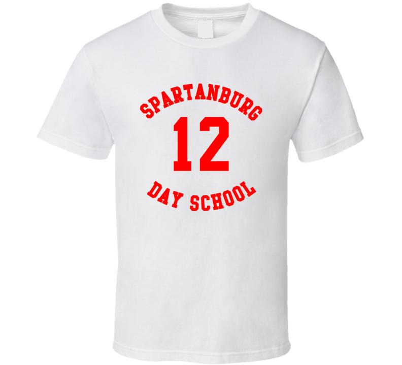 Spartanburg Day School Zion Williamson Duke Basketball Sports Fan T Shirt
