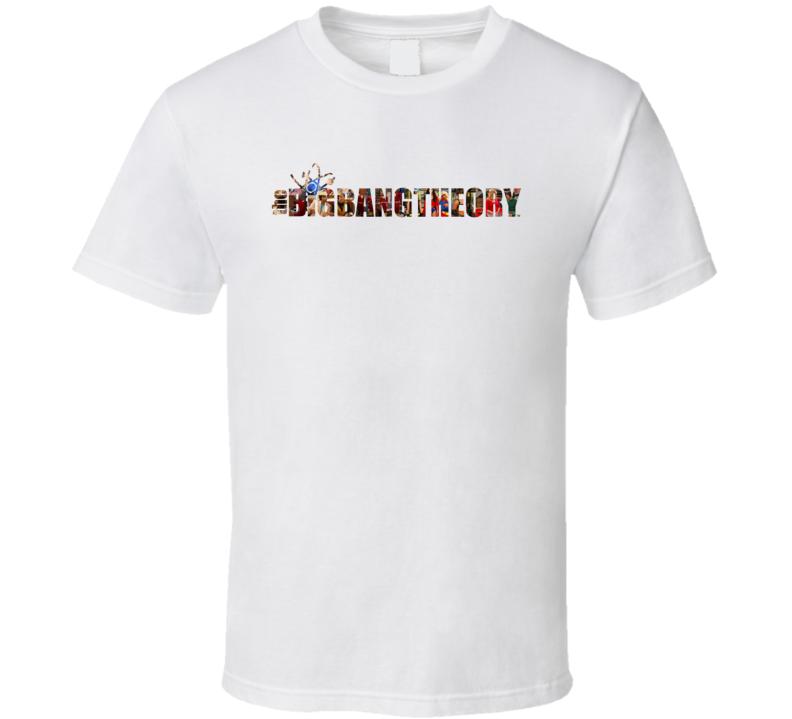The Big Bang Theory Fan T Shirt