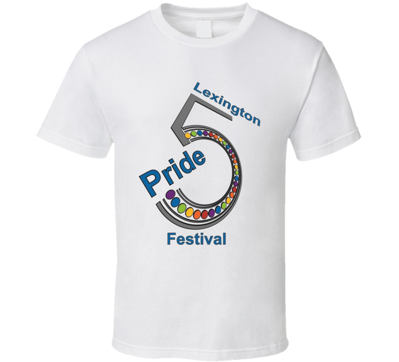 Lexington Pride Festival Lgbtq T Shirt