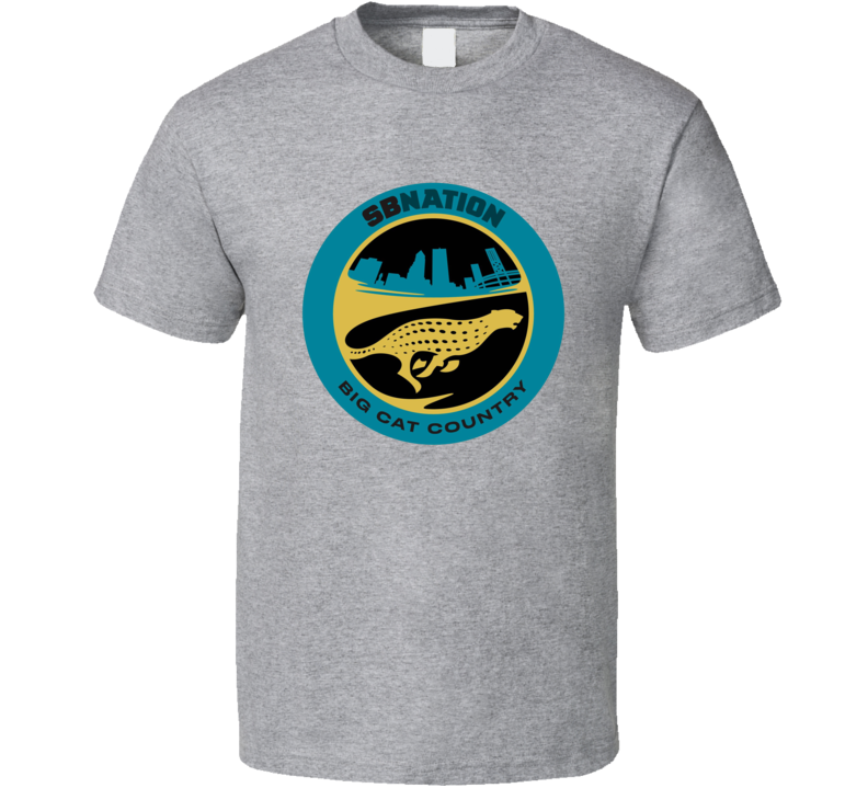 Big Cat Country Nation T Shirt