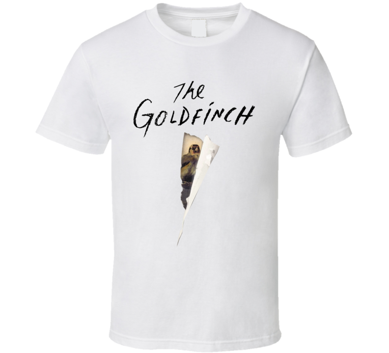The Goldfinch Movie Book T Shirt