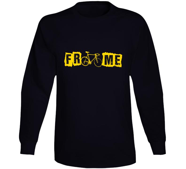 Chris Froome Tour De France Long Sleeve