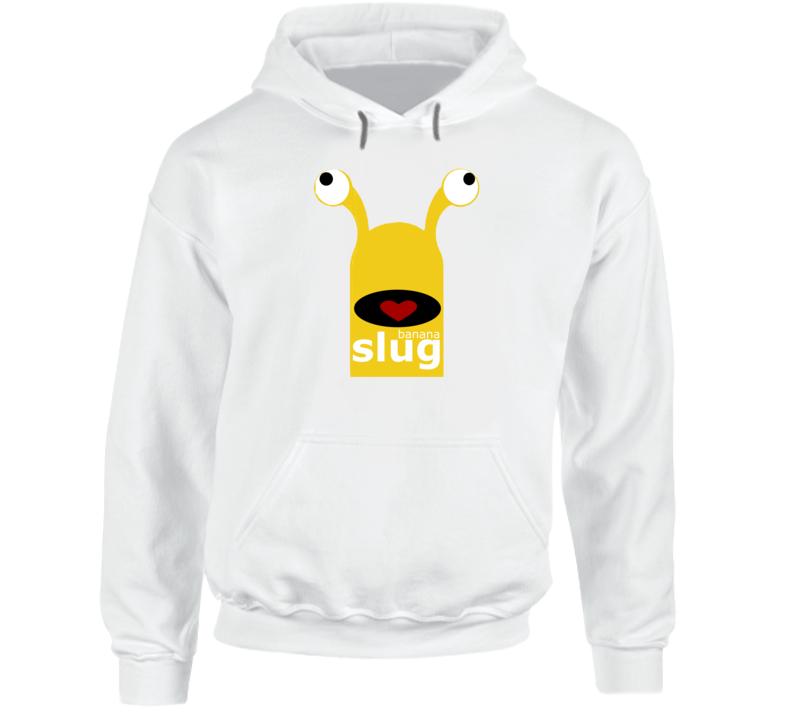 Banana Slugs Ucsc Hoodie