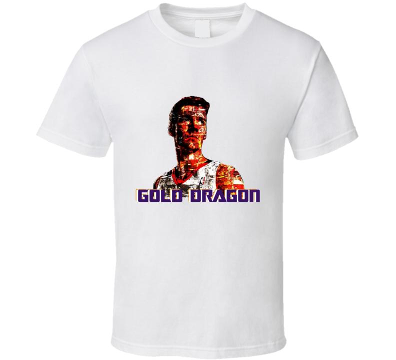 Golden Dragon Goran Dragic Pheonix Basketball T Shirt