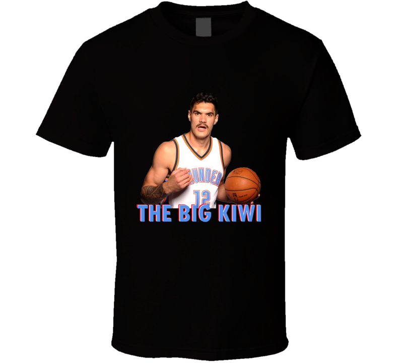 The Big Kiwi Steven Adams Oklahoma Basketball T Shirt