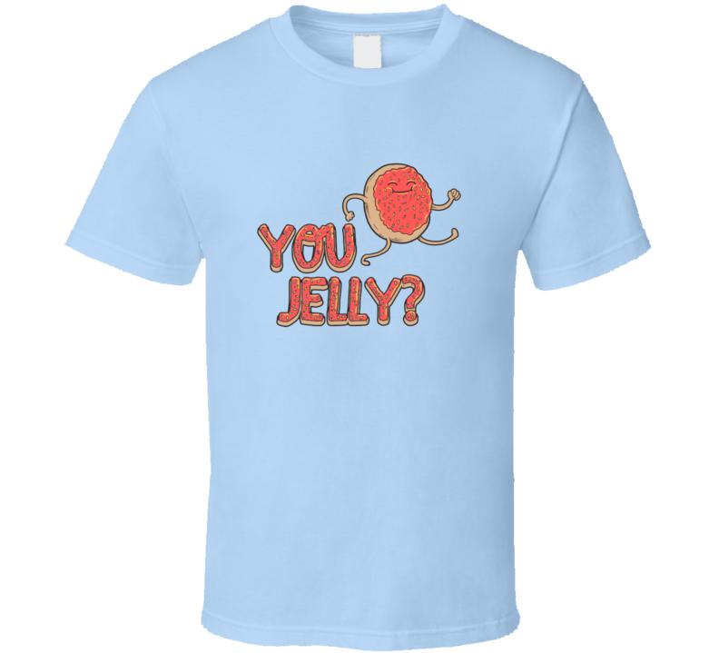 You Jelly Donut Cute Tumblr Pun T Shirt