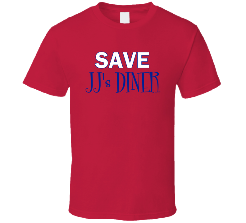 Save JJ's Diner Pawnee Parks And Recreation T Shirt