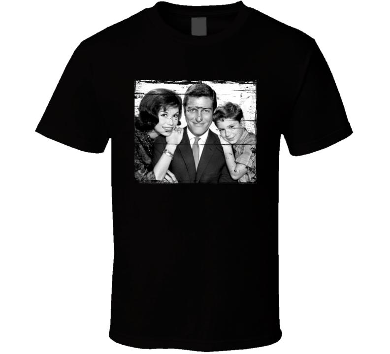 The Dick Van Dyke Show TV Show Distressed Look T Shirt