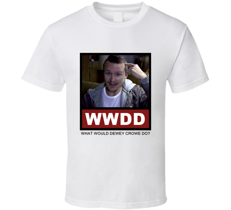 What Would Dewey Crowe Do WWDD Justified T Shirt