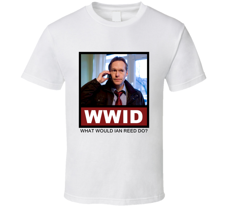 What Would Ian Reed Do WWID Luther T Shirt