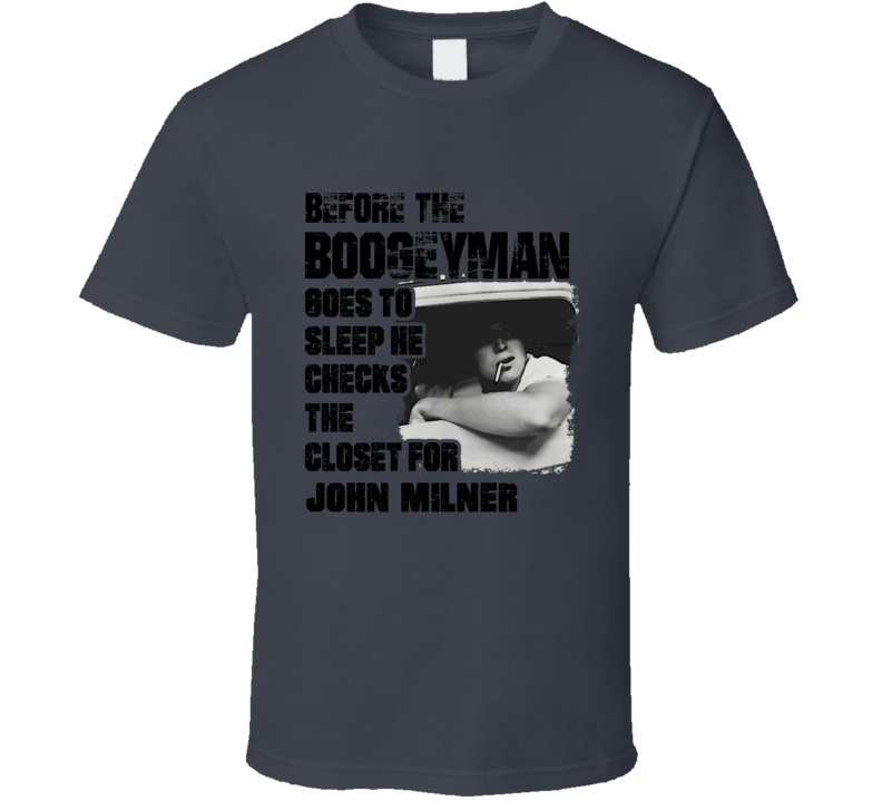 John Milner  American Graffiti Boogeyman T Shirt
