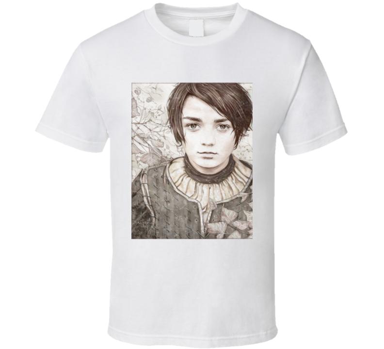 Arya Stark image T Shirt