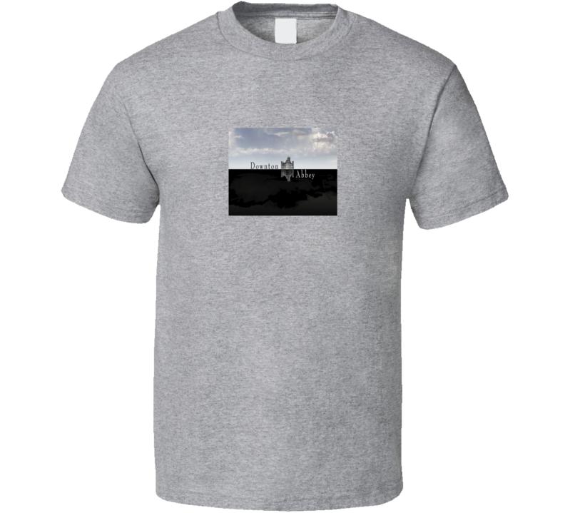Downton Abbey Logo T Shirt