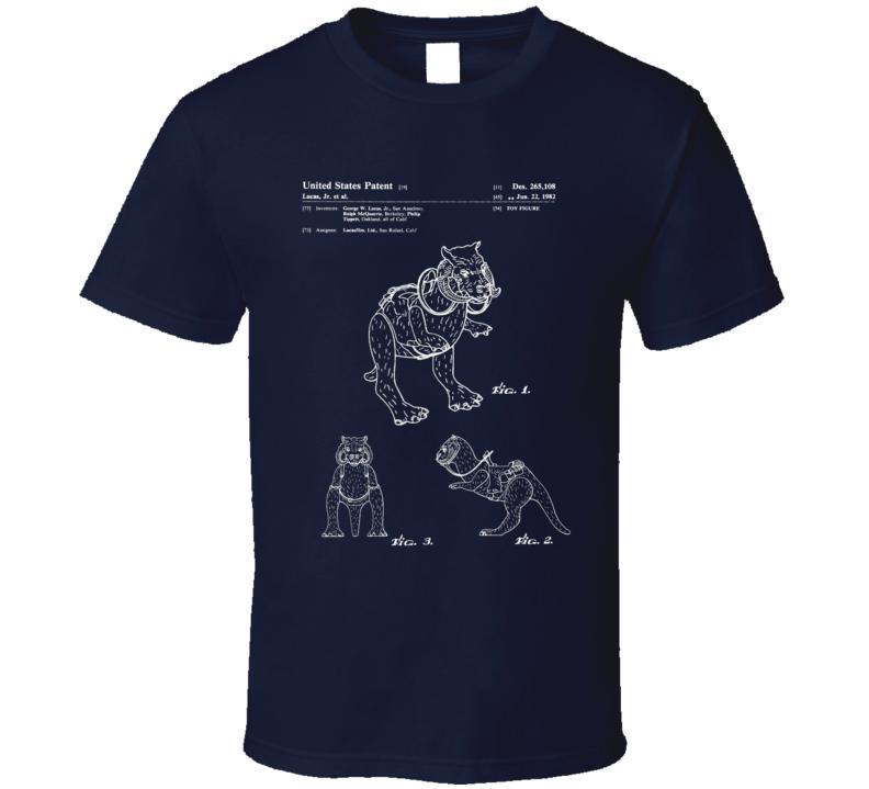 Wars tauntauns t shirt vintage design style blueprint patent art star wars tauntauns t shirt vintage design style blueprint patent art apparel malvernweather Images