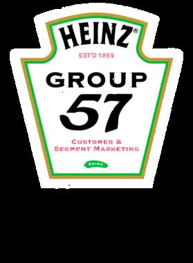 Heinz 57 Logo Cool Food Gift Distressed T Shirt