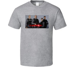 Flaspoint Cast Tv Series T shirt