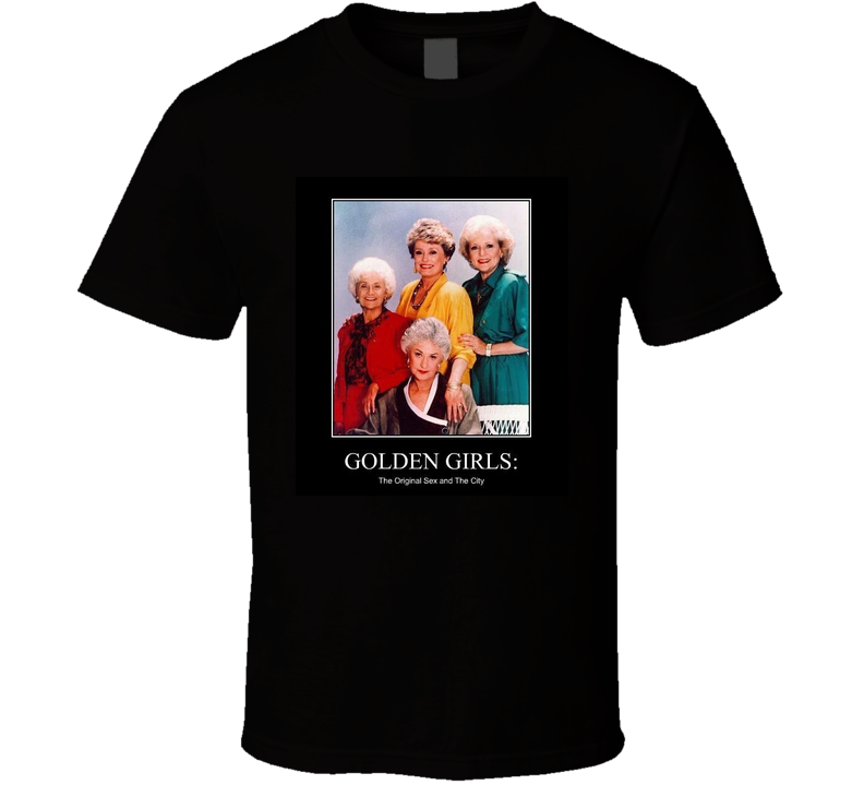 Golden Girls Vintage Betty White T Shirt T shirt