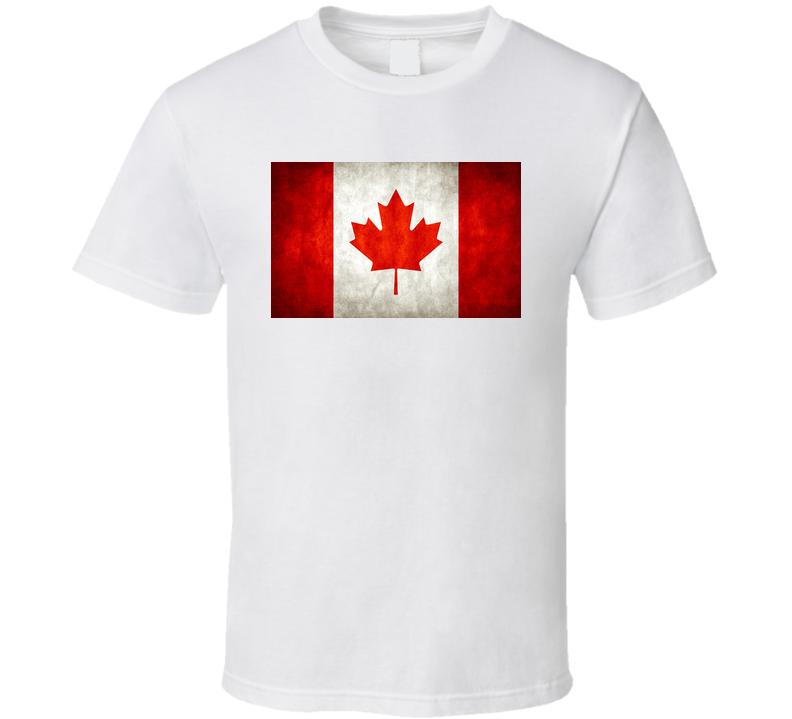 Canada Flag T shirt