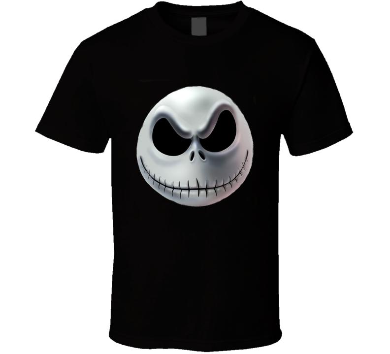 Nightmare Before Christmas Jack T shirt
