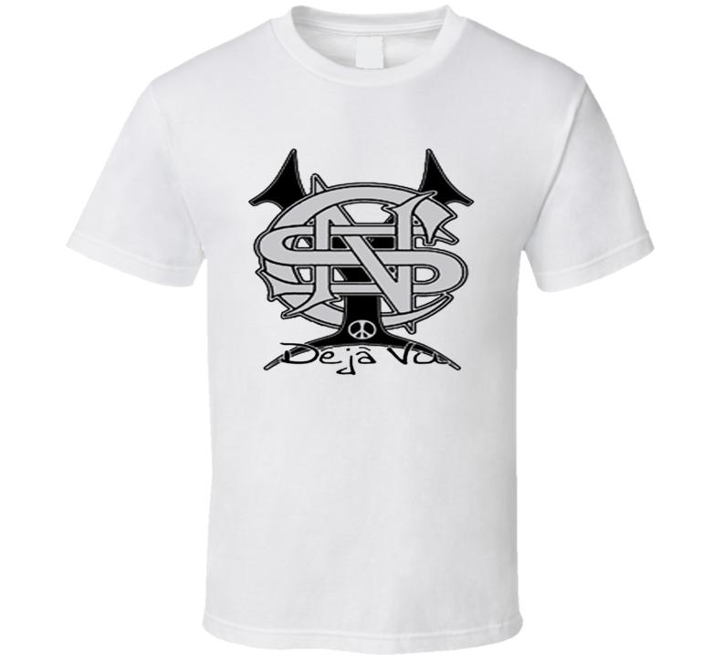 Crosby, Stills, Nash and Young CSNY T-Shirt