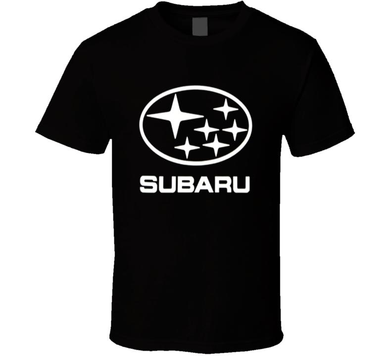 Subaru Japan Automobile T Shirt