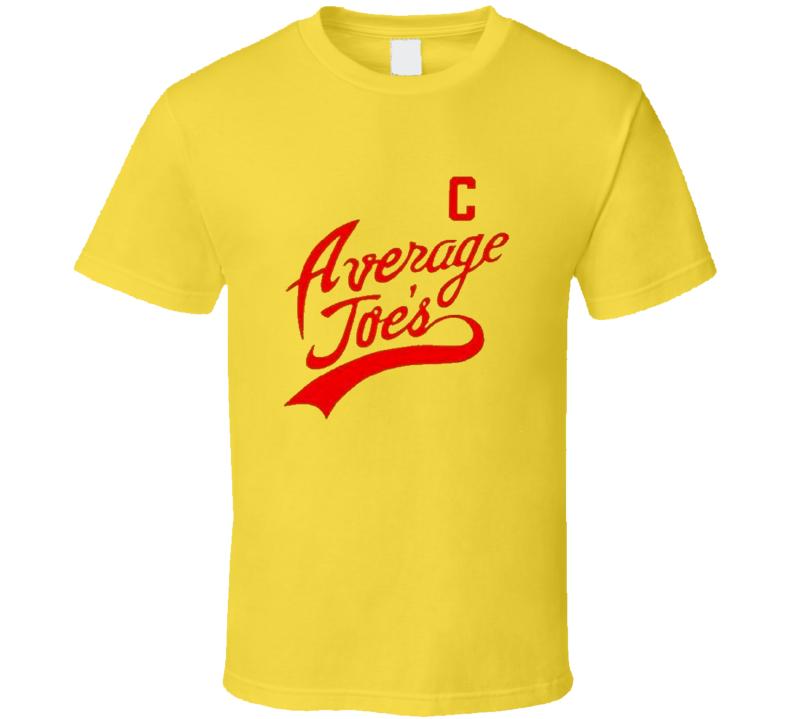Average Joe's Dodgeball Vaughn Funny Stilller T Shirt