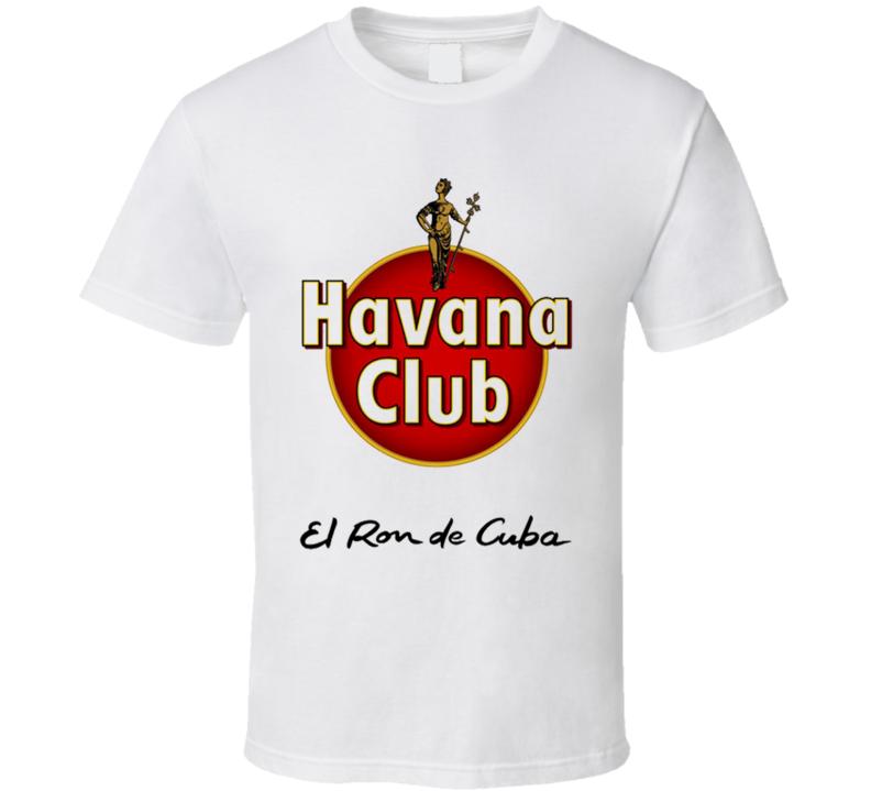 Havana Club Cuban Rum T Shirt
