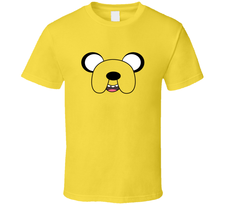 Adventure Time With Finn And Jake I Am Jake The Dog T Shirt