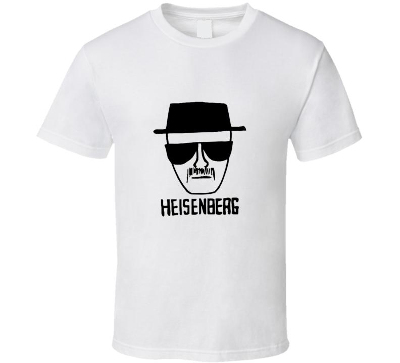 Heisenberg 80s Retro Breaking Bad tv show fan T Shirt