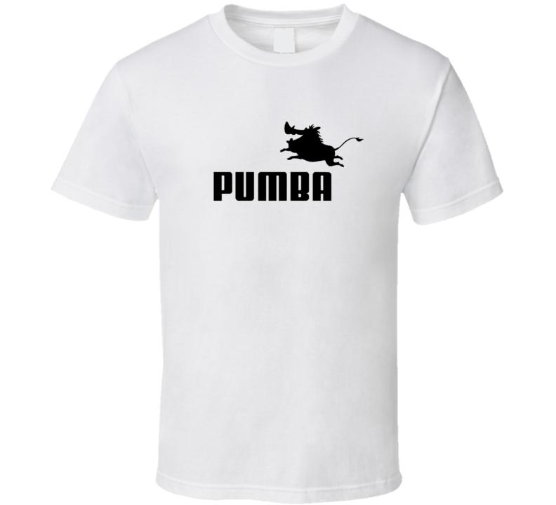PUMBA FUNNY LION KING MOVIE TIMON SIMBA T Shirt