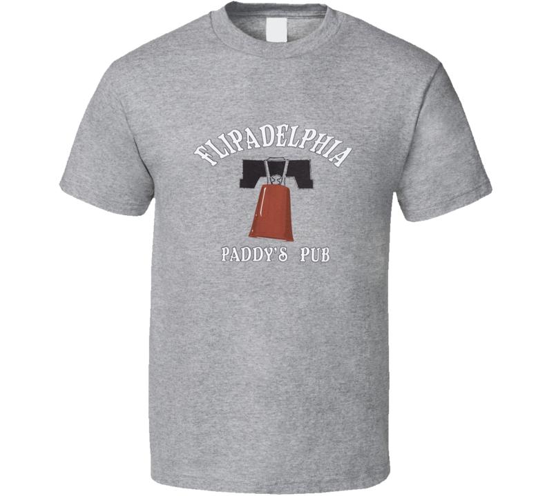 Flipadelphia It's Always Sunny in Philadelphia T Shirt