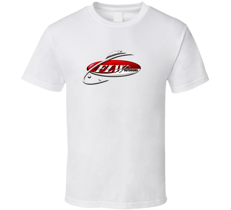 FLW Bass Fishing League Tournament T Shirt